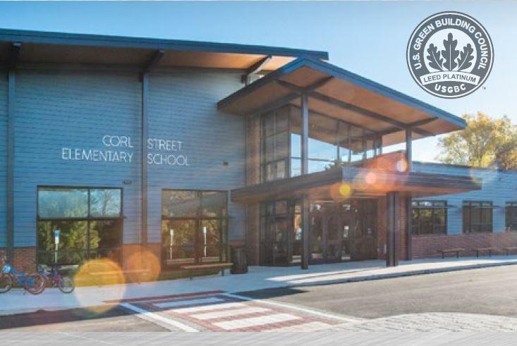 Corl Street Elementary School